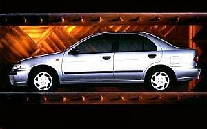 Nissan Almera 2.0D GX