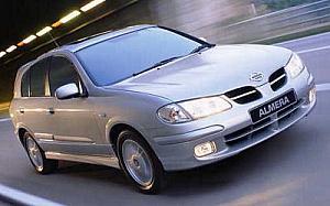 Nissan Almera 1.5 Comfort 66kW (90CV) de ocasion en Madrid