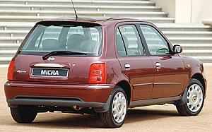 Nissan Micra 1.0 Green de ocasion en Almería