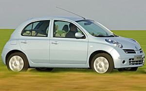 Nissan Micra 1.2 Visia Plus 59kW (80CV) de ocasion en Málaga