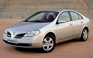 Nissan Primera 2.0 Tekna 4p de ocasion en Zaragoza