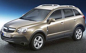 Opel Antara 2.0 CDTI 16V Cosmo de ocasion en Zaragoza