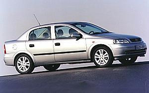 Opel Astra 1.7 DTI 16V Club  de ocasion en Zaragoza