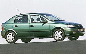 Opel Astra 1.6 Club