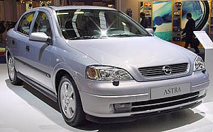 Opel Astra 2.0 Dti 16v Edition