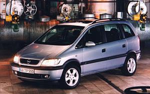 Opel Zafira 2.0 DTI 16V ELEGANCE de ocasion en Madrid