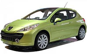 Peugeot 207 1.6 HDi XS 80kW (110CV) de ocasion en Zaragoza