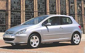 Peugeot 307 2.0 HDI 110 XSI de ocasion en Málaga