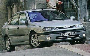 Renault Laguna 1.9 dTi RXE 72kW (100CV)  de ocasion en Madrid