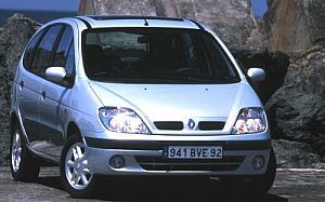 Renault Scenic 2.0 16V RXI 102 kW (140 CV)  de ocasion en Barcelona