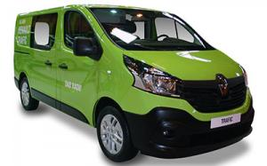 Renault Trafic dCi 125 Passenger Combi largo Energy TT Euro6 8 Plazas 92kW (125CV)