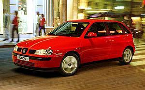 SEAT Ibiza 1.9 SDI Stella de ocasion en Granada