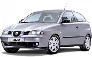 SEAT Ibiza 1.2i 12v STELLA de ocasion en Pontevedra