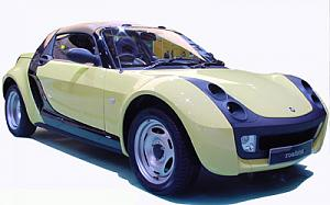 Smart Roadster 60 speedsilver 82CV