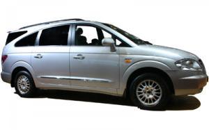 Ssangyong Rodius 270 Xdi Limited AWD 121 kW (165 CV)  de ocasion en Madrid