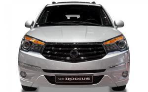 Ssangyong Rodius 2.0 e-Xdi Limited 4x4 Auto 114 kW (155 CV)  de ocasion en Madrid