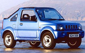 Suzuki Jimny 1.3 16V JLX Techo Metálico A/A 60 kW (82 CV)  de ocasion en Barcelona