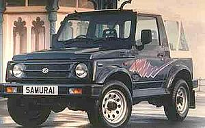 Suzuki Samurai 1.3 LONG BODY HARD TOP LUJO de ocasion en Madrid