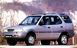 Tata Safari 1.9 EX 4X4 87CV