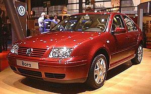 Volkswagen Bora 1.9 TDI Conceptline de ocasion en Madrid