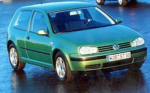 Volkswagen Golf 1.9 TDI 25 Aniversario 81kW (110CV) de ocasion en Granada