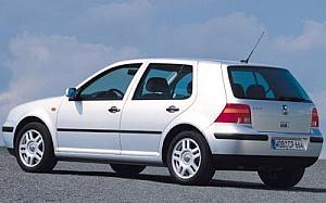 Volkswagen Golf 1.9 TDi Conceptline 4Motion 100CV de ocasion en Madrid