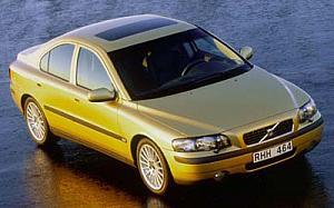 Volvo S60 2.4 sedán 103kW (140CV)  de ocasion en Granada