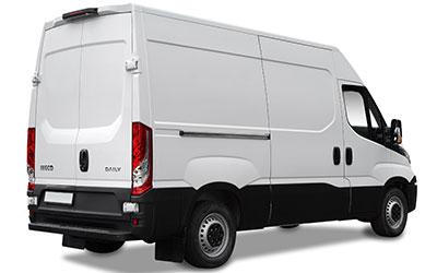 Motorflashback configurar coche nuevo iveco daily 40c 17 v 4100l h2 - Medidas interiores furgonetas ...