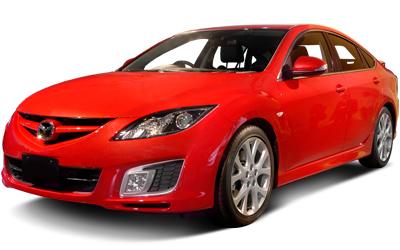 Mazda Mazda6 2.5 Luxury+Navi+SR