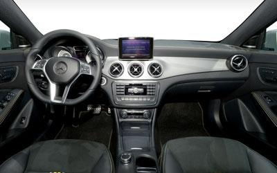 motorflashback configurar coche nuevo mercedes clase cla cla 250 sport 4m aut. Black Bedroom Furniture Sets. Home Design Ideas