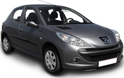 motorflashback configurar coche nuevo peugeot 206 1 4 75cv generation. Black Bedroom Furniture Sets. Home Design Ideas