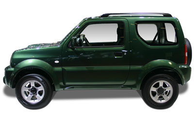 motorflashback configurar coche nuevo suzuki jimny 1 3 jx. Black Bedroom Furniture Sets. Home Design Ideas