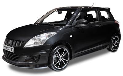 Motorflashback - Configurar coche nuevo > Suzuki Swift 1.2 GLX 3p START/STOP