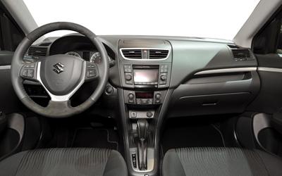 ... - Configurar coche nuevo > Suzuki Swift 1.2 GLX 3p START/STOP