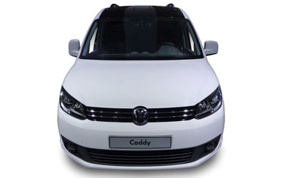 Volkswagen Caddy 1.6 TDI Kombi de segunda mano