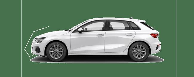 Audi A3 Madrid