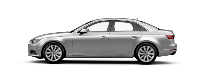 Audi A4 Barcelona