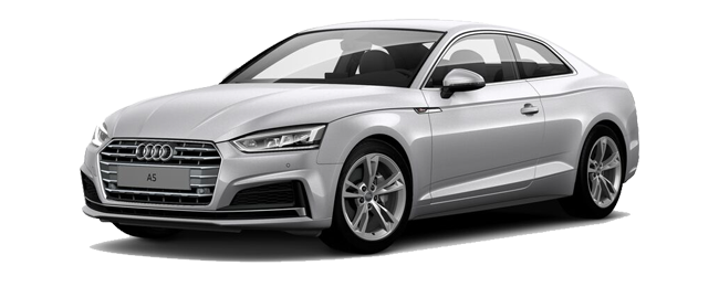 Audi A5 Barcelona