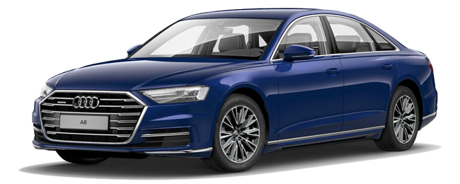 Audi A8 Pamplona