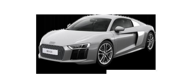 Audi R8 Barcelona