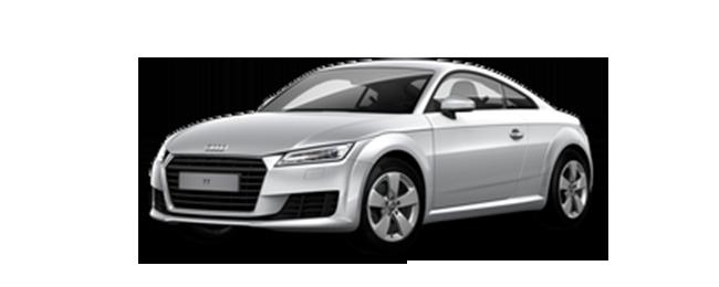 Audi TT Madrid