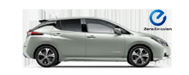 ofertas Nissan leaf