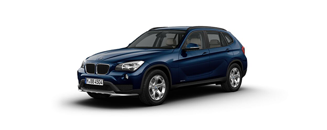 BMW X1 sDrive18d de segunda mano