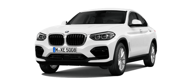 BMW X4 xDrive20d de segunda mano