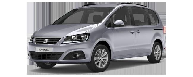 SEAT Alhambra 2.0 TDI CR Eco. S&S Style 110kW (150CV)