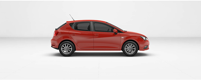 SEAT Ibiza SC 1.0 EcoTSI Reference Plus 70 kW (95 CV)