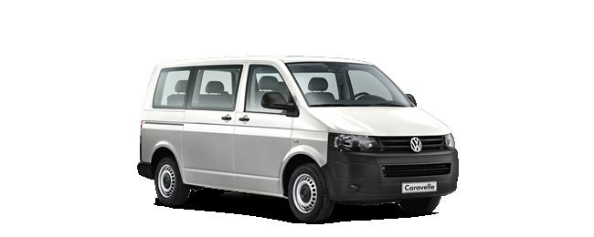 Volkswagen Caravelle 2.0 TDI Trendline Corto BMT 110kW (114CV)
