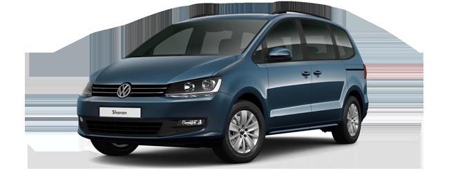 Volkswagen Sharan 2.0 TDI de segunda mano