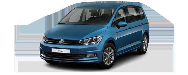 Volkswagen Touran 2.0 TDI Sport BMT 110kW (150)