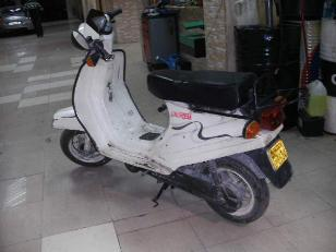 Derbi Variant DS 50 10CV
